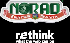 NORAD Tracking Santa.